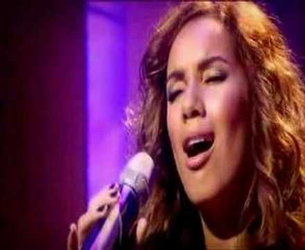 Leona Lewis - The First Time Ever I Saw Your Face~ love her version and Roberta Flack's, maybe it's the depth of their voices, and the passion?