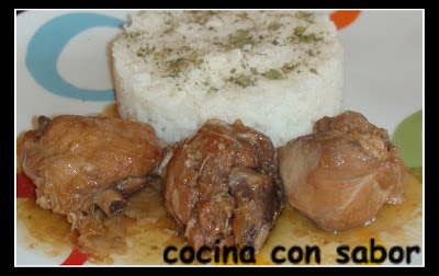 BIENVENIDOS A COCINA CON SABOR - Adobo filipino de pollo y cerdo
