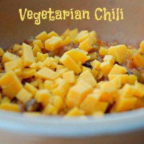 Vegetarian chili, Jalapeno chili and Chili on Pinterest