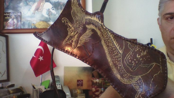 My work of  Dragon Tirkeş - Quiever