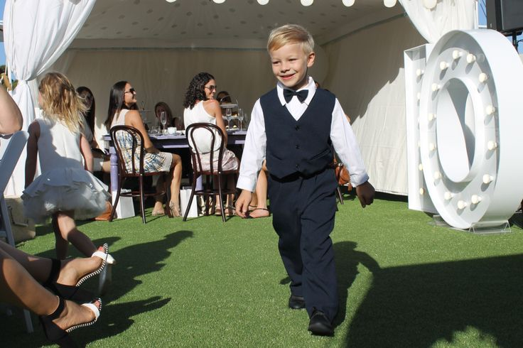 || Look at this little spunk decked out in L'Amour Kids & Giftware || http://timessquare.com.au/fashion/l-amour-kids || #timessquareclaremont #stmdesignerbridalhightea #hightea #designer #cute #tux #bowtie #children #kids #pageboy #suit #wedding #bridal #bride #fashion #walabels #wadesigners #avionway
