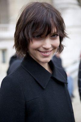 The Shag, Modernized short hairstyle