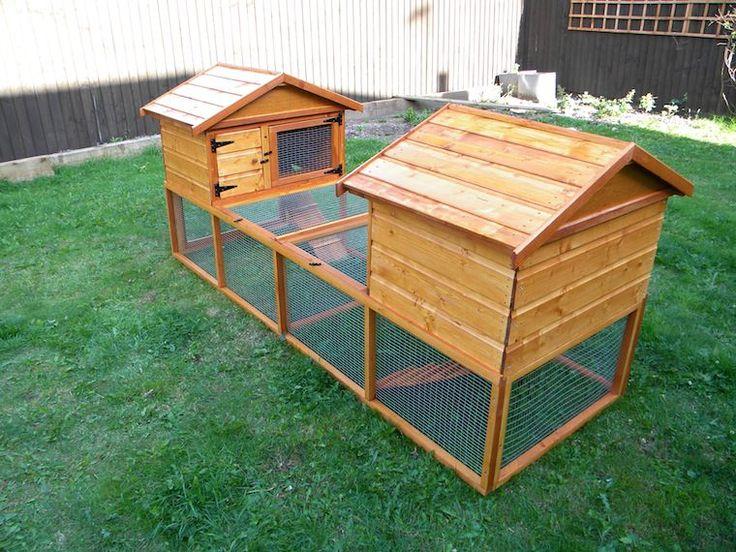 Woodworking rabbit hutch plan woodworking projects plans for Hutch plans woodworking free