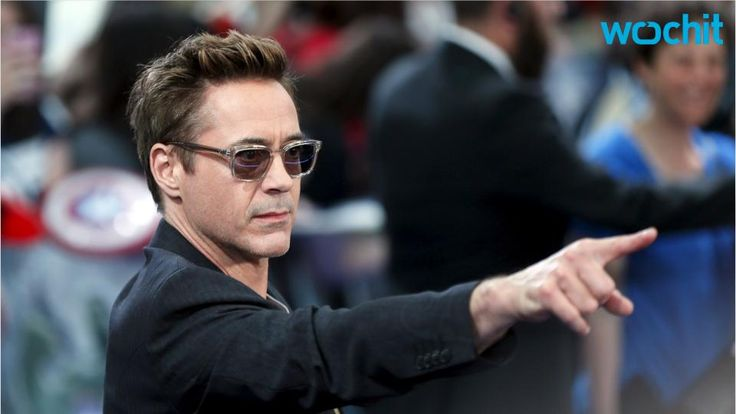 Robert Downey Jr. — Walks Out of Interview … 'It's Getting a Little Diane Sawyer-y'