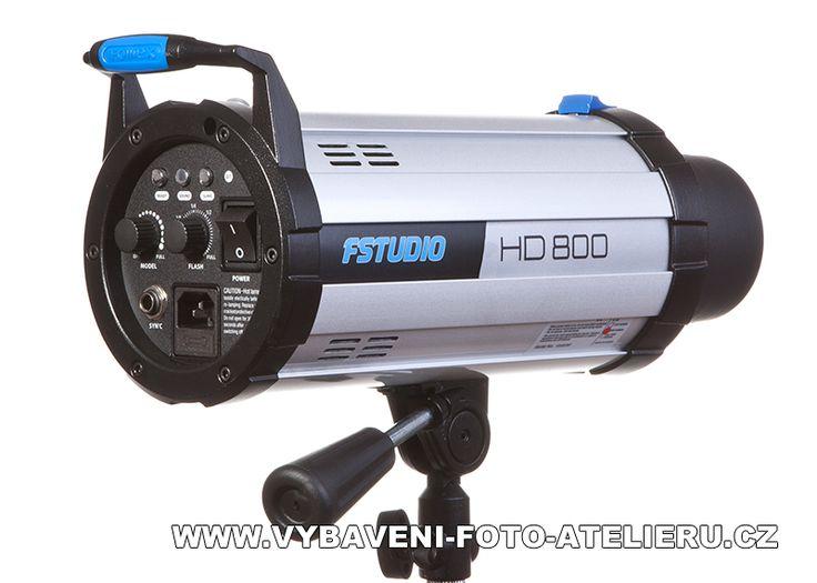 Studiový blesk HD-800