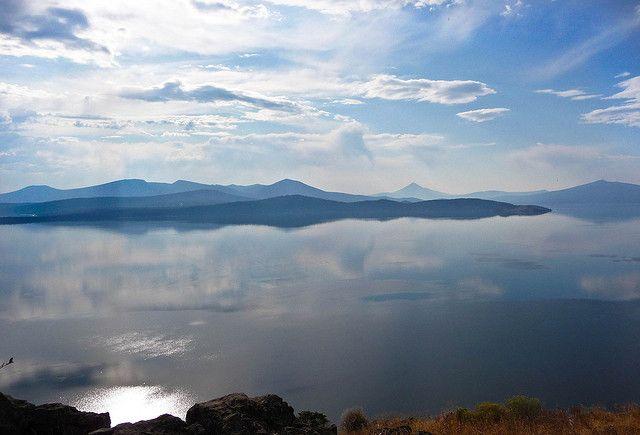 Upper Klamath Lake, OR