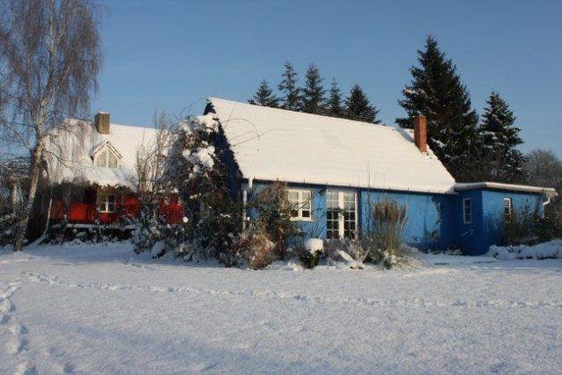 Ostsee Rügen Ferienhaus Blaues Haus Objektnr 556583