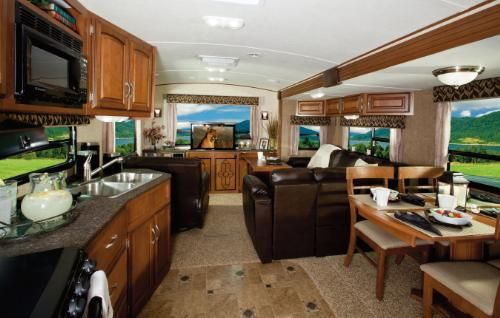 Wowwwwww RV interiors