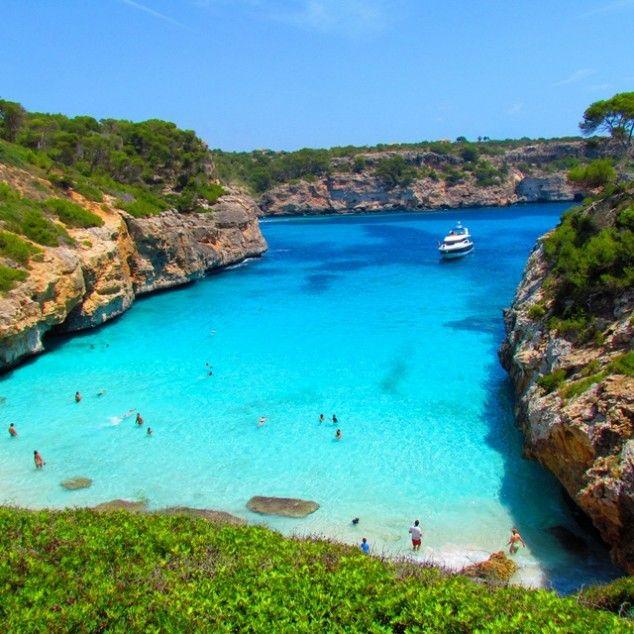 Calo des Moro, Santanyi (Mallorca)