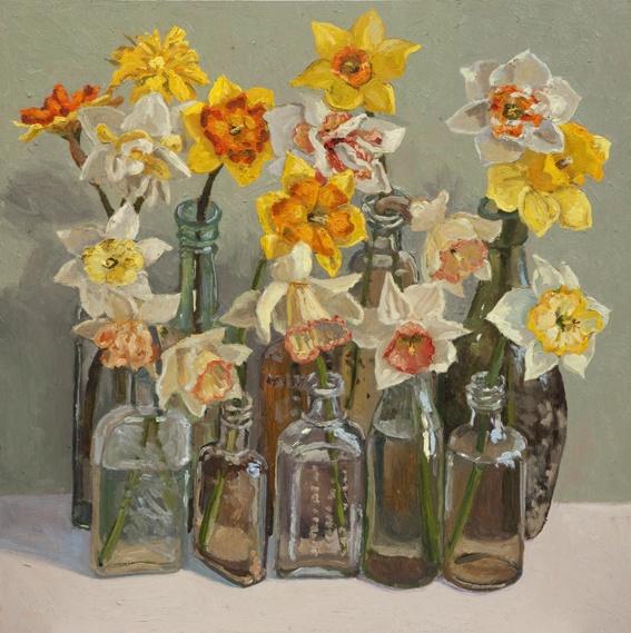 Daffodils, Lucy Culliton