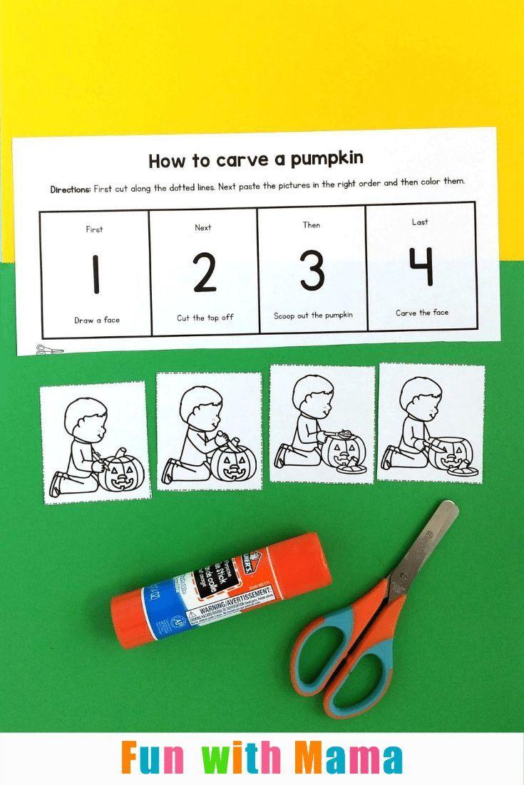 Free Sequencing Worksheets For Preschoolers Sequencing Worksheets Preschool Worksheets Sequencing Activities [ 1102 x 735 Pixel ]