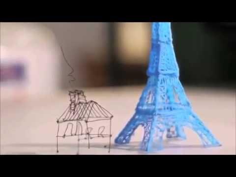 3D Printing Magic Pen - YouTube