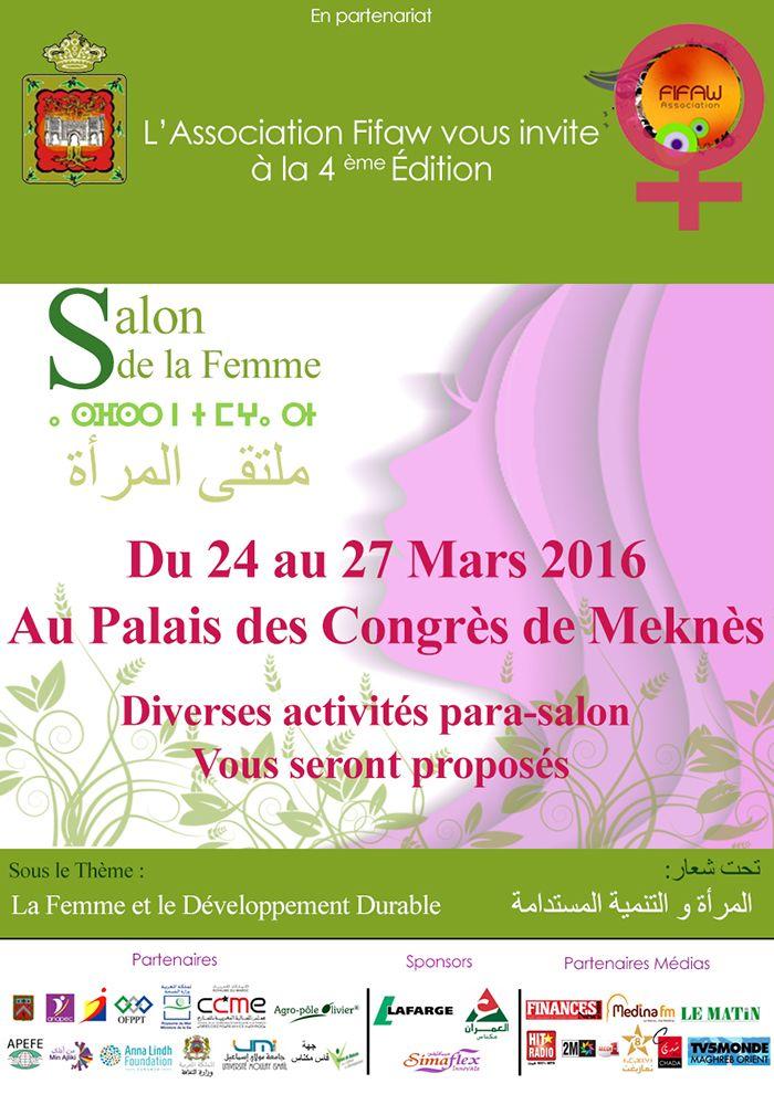 La quatrième édition du Salon de la Femme à Meknès | RADIO MAROC MEDINAFM