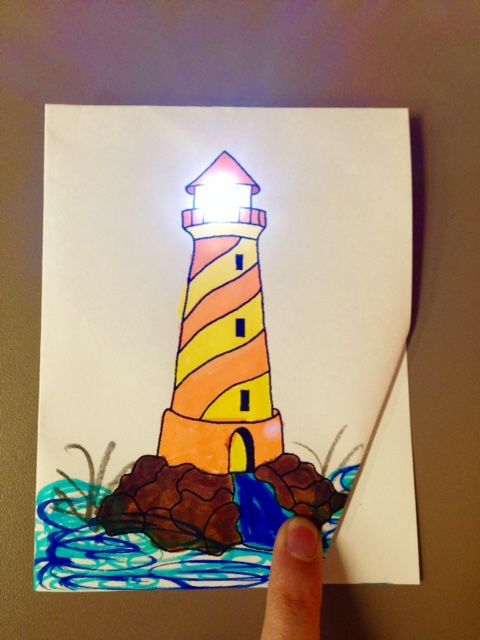 """LED Light Up Greeting Cards STEAM is really picking up in libraries lately. The IREAD Summer Reading Program for 2017 is """"Reading By Design"""" which will have a focus on STEAM like prog…"""