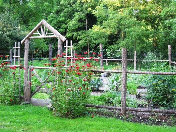 Garden Fences Ideas 40 beautiful garden fence ideas Best 25 Fence Garden Ideas On Pinterest