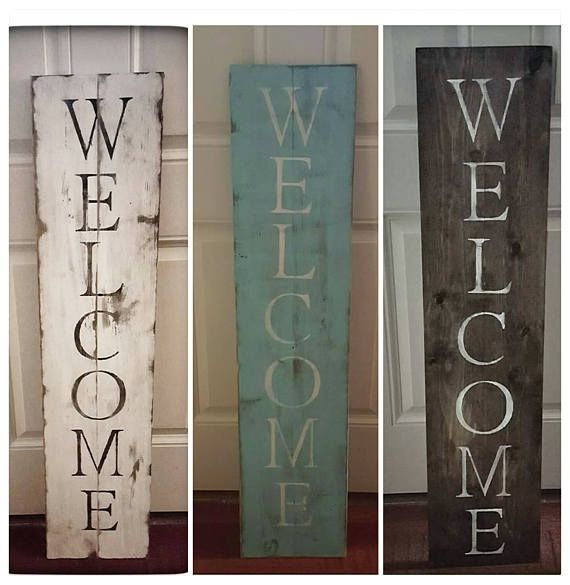 Best 25+ Distressed Signs Ideas On Pinterest