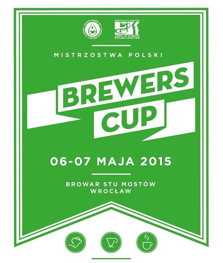 6/7.05 Brewers Cup #coffee  @Browar Stu Mostów
