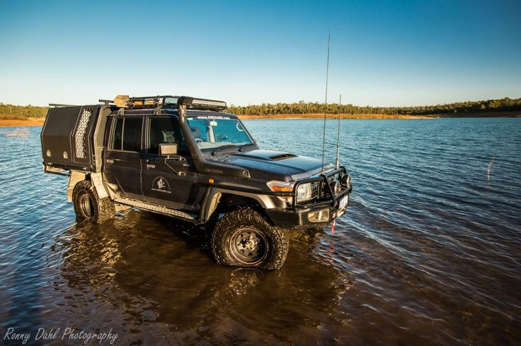 79 series Landcruiser V8 Turbo Diesel Dual cab Ute Review.