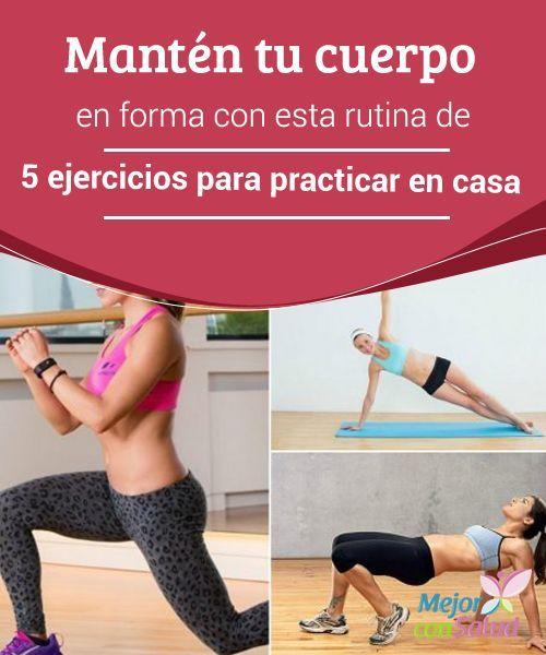 Las 25 mejores ideas sobre rutinas de ejercicios en casa - Como practicar la meditacion en casa ...