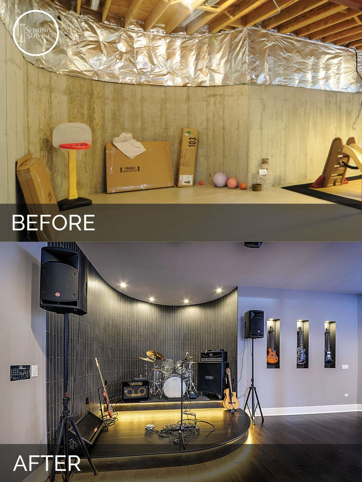 Basement Remodeling Ideas Before And After 50 best basement designs and ideas images on pinterest | basement