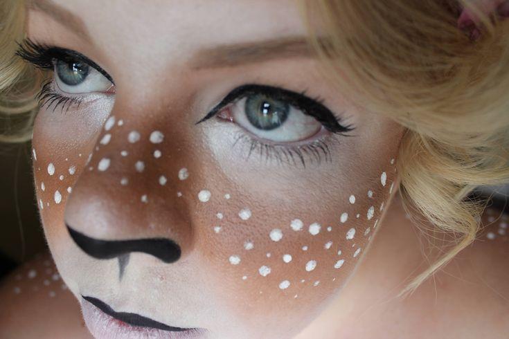 Fawn Makeup