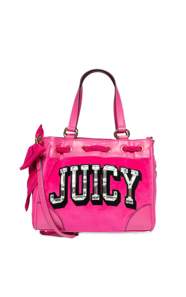 Handväska Choose Juicy Mini Daydreamer PINK - Juicy Couture - Designers - Raglady