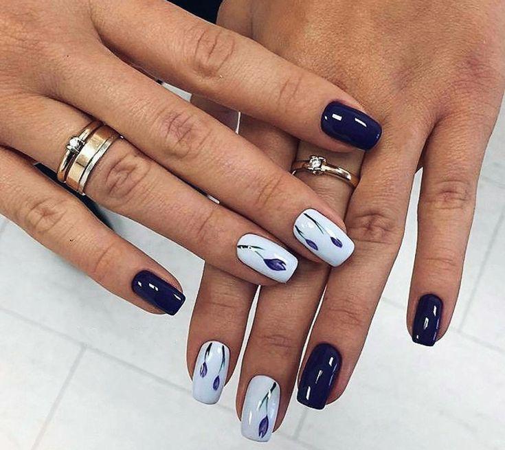 Techniken für Spring Nail Art – Nägel