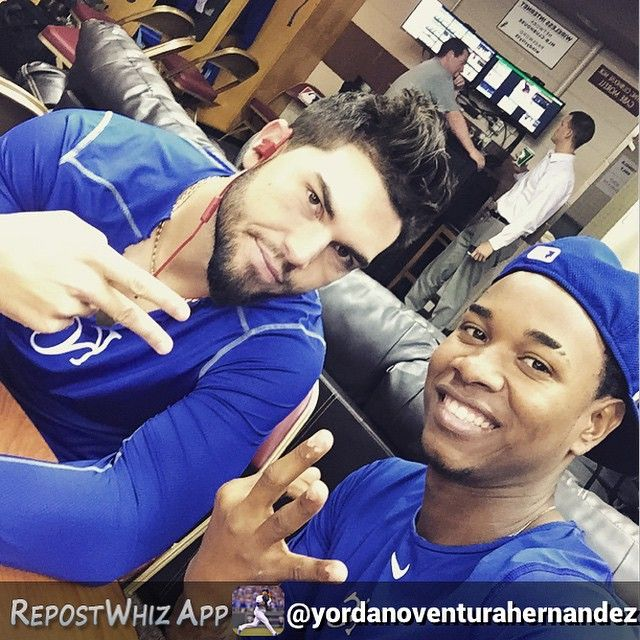 Eric Hosmer @hosmer305 Instagram photo