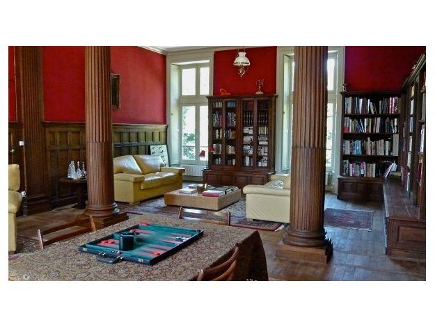 """Chambres d'Hôtes """"Le Château des Réaux"""" - Le Chautay (18) - Réservez votre chambre d'hôtes sur Berry Province !"""