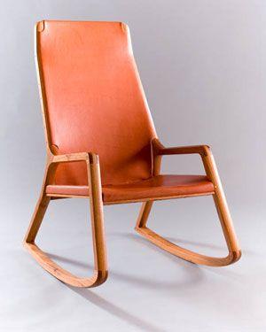 wood studio rocker: Craft, Color, Old Rocking Chairs, Covered Rocking, Chairs My Love, Relaxing Chairs, Grandmas Rocker