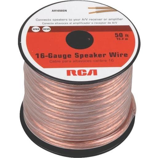 Exciting Best In Wall Speaker Wire Contemporary - Wiring schematic ...