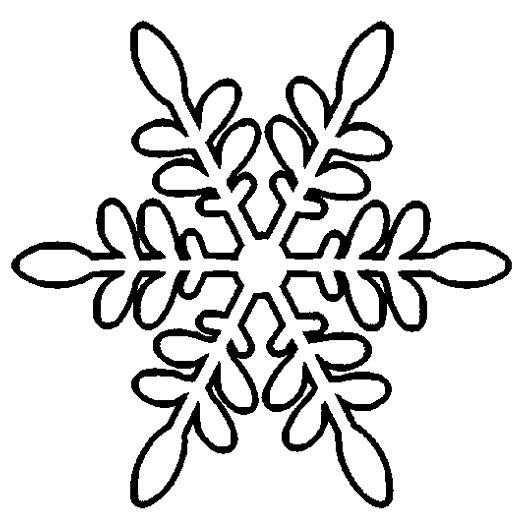 snowflake images to print | coloring pages snowflakes Snowflakes Pictures To Print Maria Lombardic ...