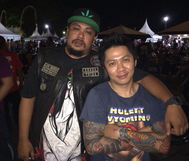 With yuwono #balibikefest