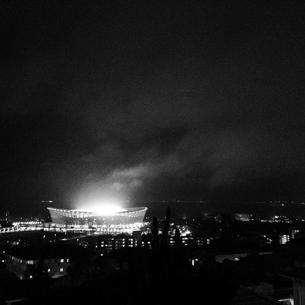 Visit the stadium, host to the Soccer World Cup. Catherine Boyd Photography