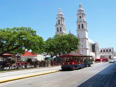 Centro Historico de Campeche