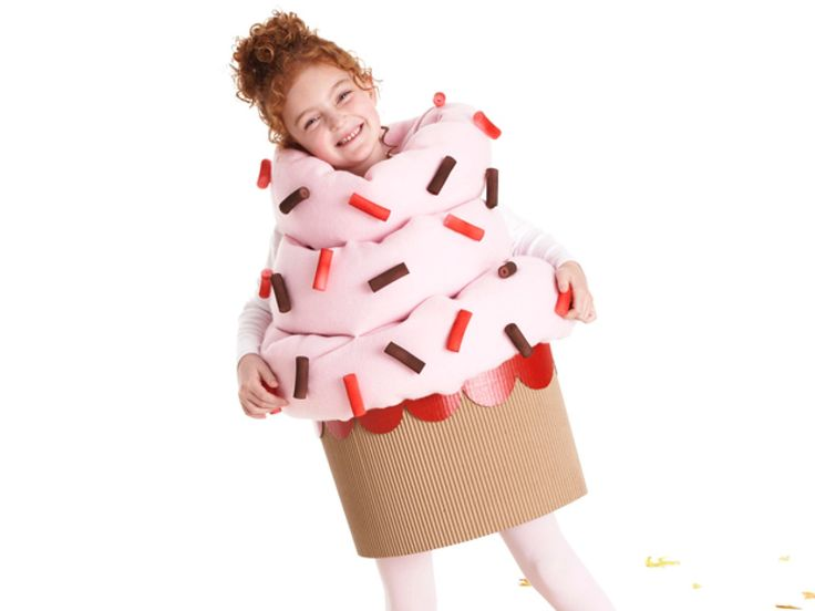 cupcake costume recipes and cooking - Halloween Costume Cupcake