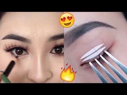 Viral TikTok Asian Makeup Tricks 2019 😍 – YouTube