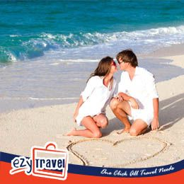 Bali Honeymoon. From IDR 4.820.000 per couple. Contact Ezytravel at 500833 or +6221 500833 (from mobile)