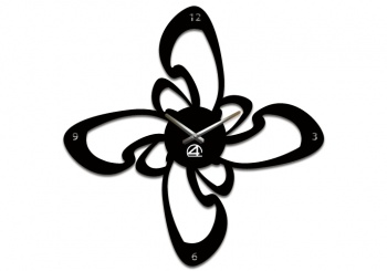 Настенные часы Абстракция http://4asiki.in.ua/original/43-originalnye-nastennye-chasy-abstrakciya.html