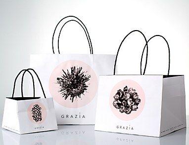 Grazia #identity #packaging #branding PD