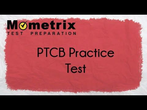 Pharmacy Tech Study Site and free practice tests. Practice ...