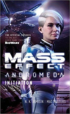Mass Effect: Initiation (Mass Effect: Andromeda, #2)  Jemisin