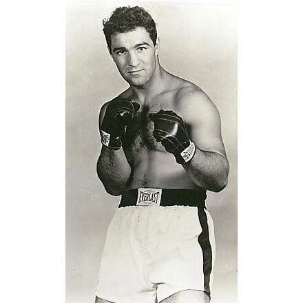 Frontproof Media would like to recognize the late great Rocky Marciano. Today is his birthday he would have been 94 years old.  Known for his relentless fighting style punching power stamina and iron chin Marciano has been consistently included by boxing historians in numerous lists of the greatest boxers of all time. His knockout-to-win percentage of 87.75 remains one of the highest in heavyweight boxing history. Marciano ended his career with a perfect 49-0 record