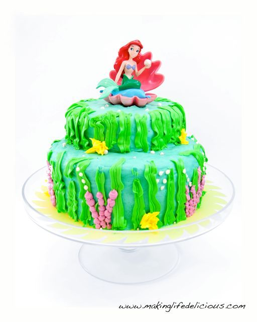 Currently asking for an Ariel Party.... Birthday is not until September!