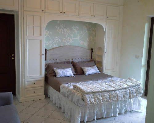 camera da letto stile provenzale 7