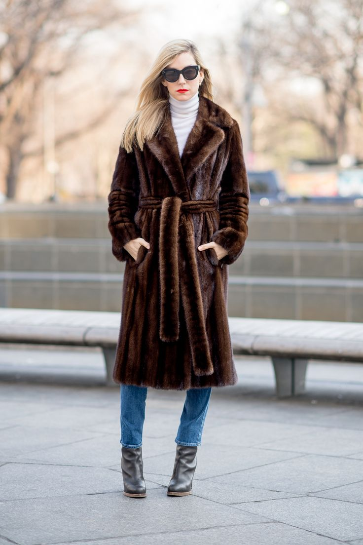 17 Best ideas about Mink Coats on Pinterest | Mink, Fur coats and ...