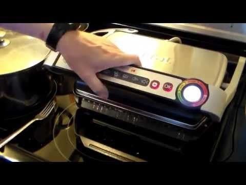 (11) Breaded Pork Chops in the T-fal OptiGrill - YouTube