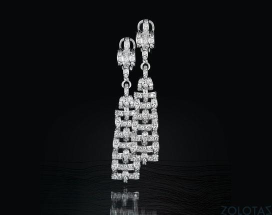 #Zolotas stardust #earrings. On my wishlist!
