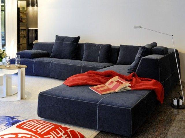 Canapé d'angle Bend Sofa B&B Italia