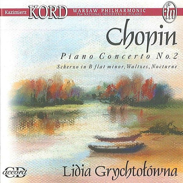 Concerto n°2 - Lidia Grychtolowna - CD Accord